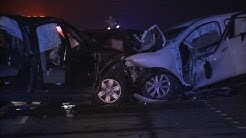 3 killed in Corsicana wrong-way crash
