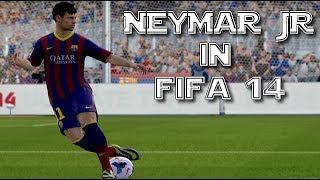 「 Fifa 14 Tribute 」Neymar 11 ► Is Back ||HD||