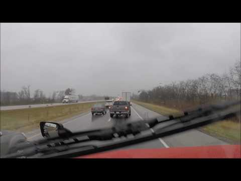Trucking - 002 (First Snow of the Season)