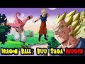 Dragon Ball Z Sagas Story Mode Mugen Demo 4: Buu Saga