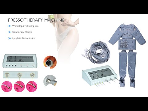 LS-31 Infrared Pressotherapy Slimming Machine, 2 In 1 Weight Loss Pressotherapy
