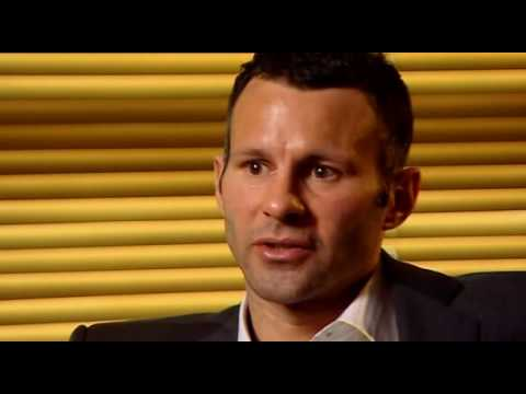 Ryan Giggs and Gary Neville Interview Inside Sport  gitan reel