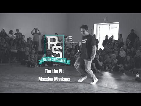 Tim the Pit | Massive Monkees | Reign Supreme x Bumbershoot | Strife