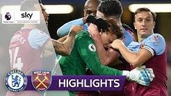 Hammers beenden Sieglos-Serie | FC Chelsea - West Ham United 0:1 | Highlights - Premier League