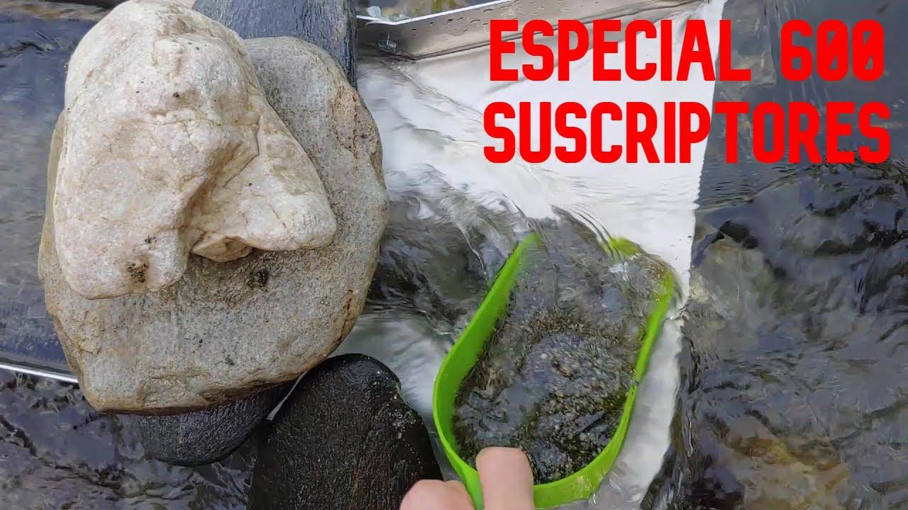 ¡¡BUSCANDO ORO EN EL GENIL CON SLUICE BOX EP.2!!