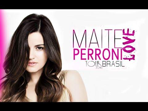 Show Maite Perroni Tour Love - São Paulo (17/07/2016)