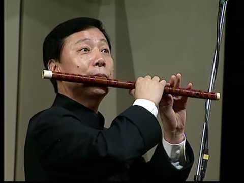 詹永明 笛子 Zhan Yong Ming Dizi Chinese Flute