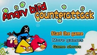 Angry Birds - Counterattack - Part 2 - Games for kids - Happy Kids Games and Tv - 1080p