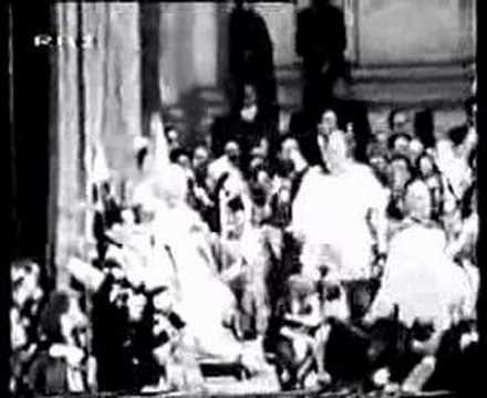 Papal Coronation 2