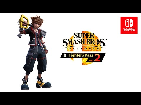 Sora Becomes Smash Ultimates Most Wanted DLC Character For Fighters Pass 2 |