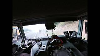 BVFD Engine 3 responding (Tractor Trailer Fire) 09-14-19 (GoPro/RIDE ALONG)