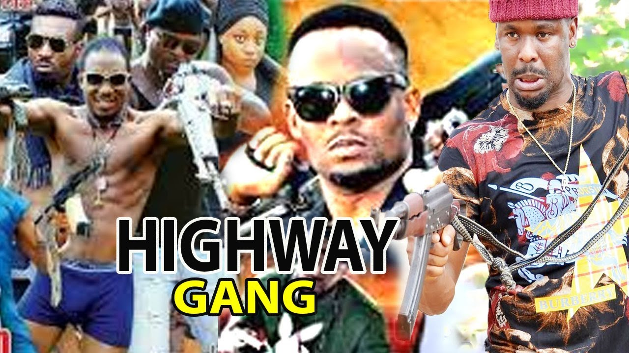 Download HIGHWAY GANG {NEW HIT MOVIE )  ZUBBY MICHEAL 2021 LATEST NIGERIAN NOLLYWOOD MOVIE NOLLYMAXTV