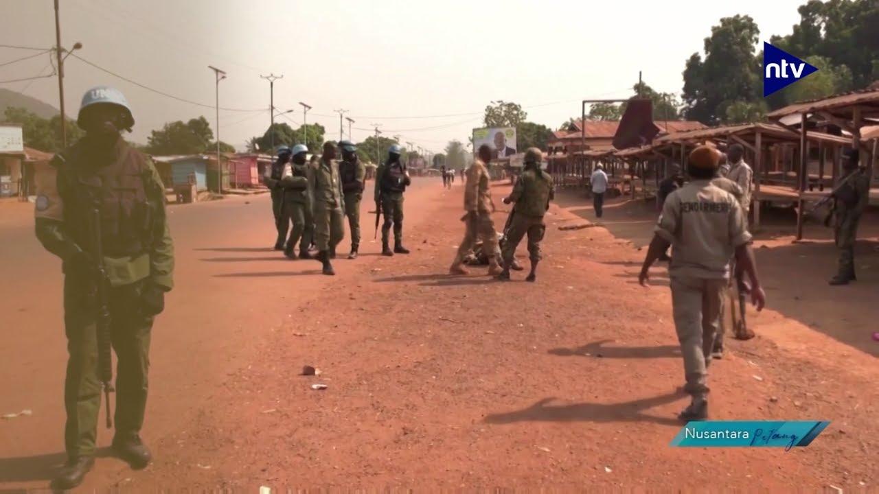 Pemberontak Serang Ibu Kota Republik Afrika Tengah