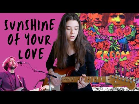 Sunshine of your love  Cream