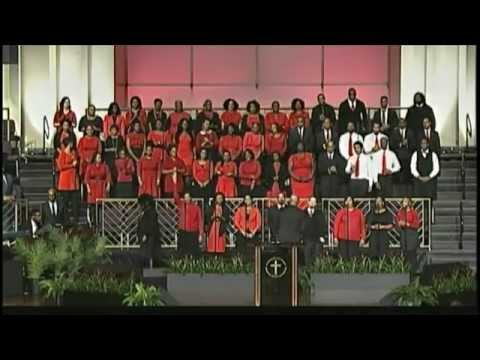 """Yes, Lord, Yes"" Shirley Caesar, Young Adult Choir"