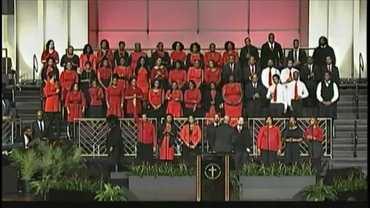 """Download """"Yes, Lord, Yes"""" Shirley Caesar, Young Adult Choir w/ Anthony Brown"""