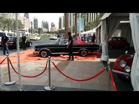 Emirates Classic Car Festival 2015