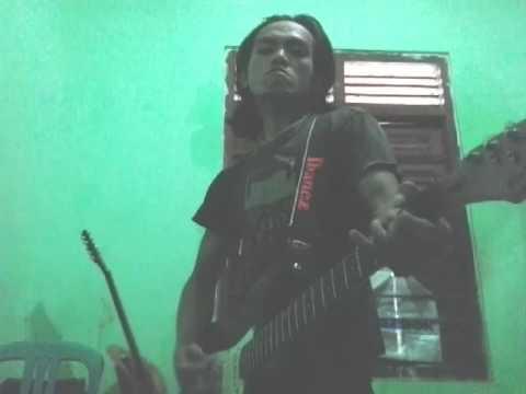 ANTERIUM-Antara Tuhan & Tahta Duniawi(guitar cover Mp3