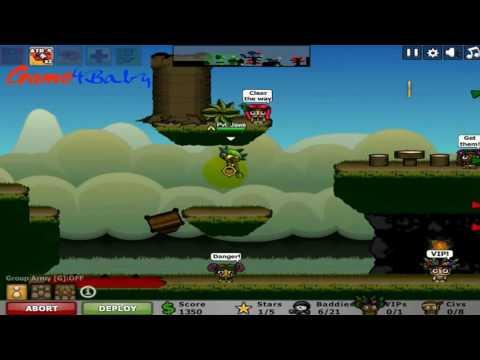 Game4Baby - City Siege 3 Jungle Siege Fubar Pack. |