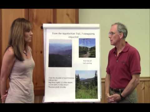 Interview With Appalachian Mountain Club About Northern Pass Project