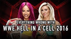 Episode #182: Everything Wrong With WWE Hell In A Cell 2016