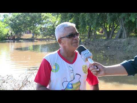 Cheia do Poti e Parnaíba preocupa população ribeirinha