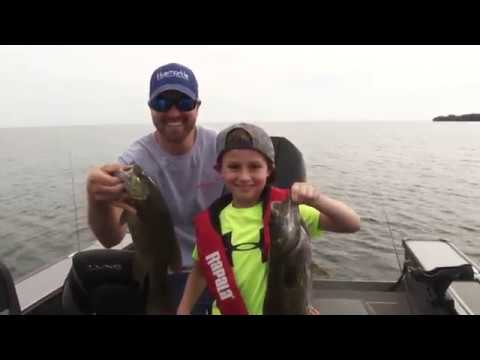 Mille Lacs Report First Week of July  2019