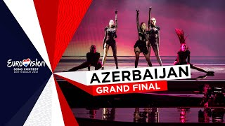 Efendi - Mata Hari - LIVE - Azerbaijan 🇦🇿 - Grand Final - Eurovision 2021