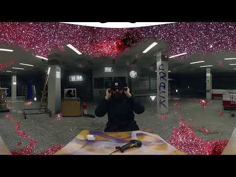 ODZ - Nya Tider Ft. Azide (OFFICIELL SUPERCOOLT 360-VIDEO)