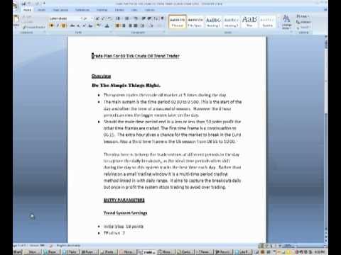 V2 Rolling Barrel System   Jim Taylor Part 2