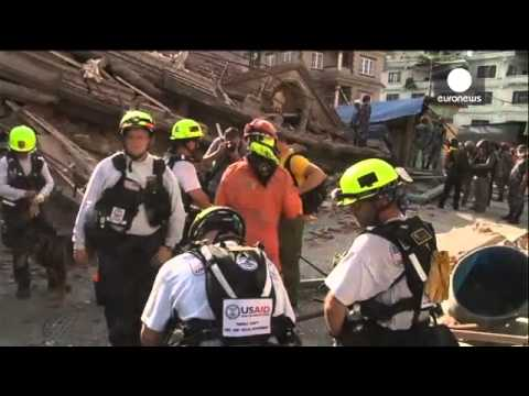 Nepal: 'equally big earthquakes coming in eastern regions,' expert tells euronews | news