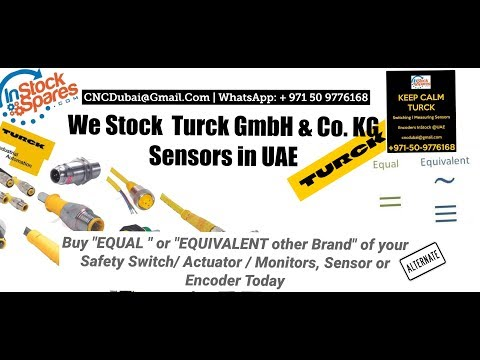 Buy TURCK Sensors inSTock @UAE Same day Ship to : Bahrain| Kuwait | Saudi arabia | Oman | Qatar