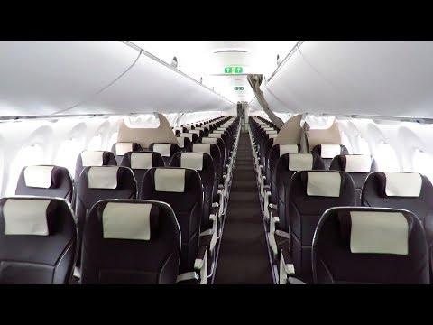 TRIP REPORT | SWISS A220 Business Class | Zurich to Berlin | My FAVORITE Regional Aircraft (CS100)!