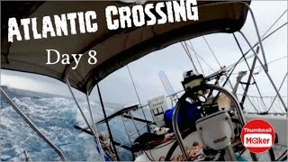 RUDE AWAKENING on Atlantic Crossing | Sailing Wisdom [S5Ep21]