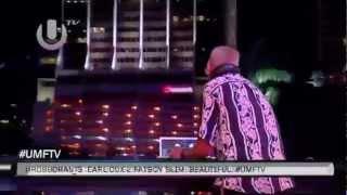 fatboy Slim live 2012