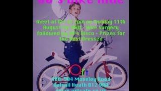 Ort 80s Bike Ride