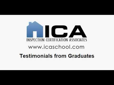 Inspection Certification Associates - Home Inspection Training - Google+