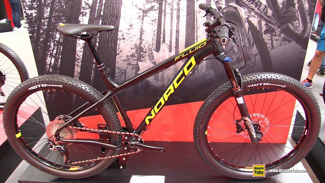 34c2d53b63e 2017 Norco Fluid 7.1+ Mountain Bike - Walkaround - 2016 Eurobike — MyVideo