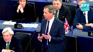 Farage: It's now not just about Brexit, but about saving British democracy