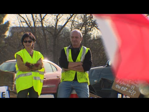 France's 'Yellow Vest' protests: Spotlight on taxes