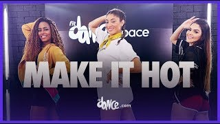 Make It Hot - Major Lazer ft. Anitta | FitDance Life (Coreografía Oficial)