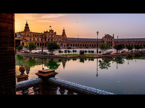Van Life Spain: Seeing the Sights of SEVILLE!