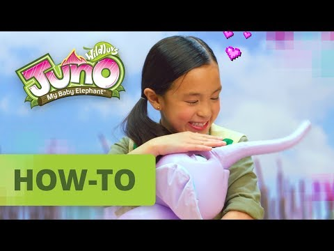 Juno: My Baby Elephant | Learn all the fun ways to play with Juno!