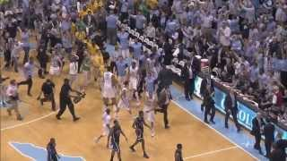UNC Men's Basketball: All-Access vs. Duke - 2014