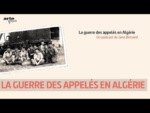 La guerre des appelés en Algérie - ARTE Radio