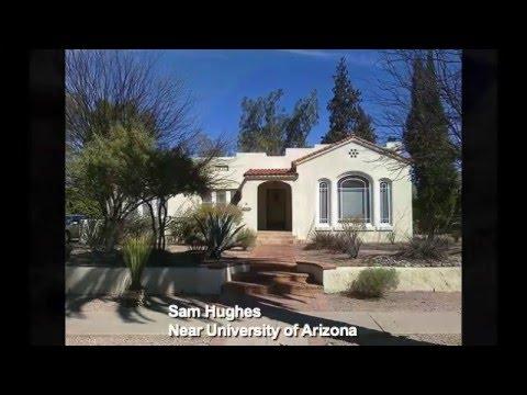 Houses In Tucson, AZ - Tucson Subdivisions & Areas