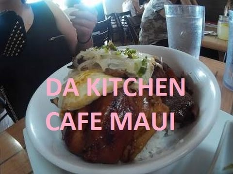 VLOG #17 Review of Da Kitchen Cafe Maui