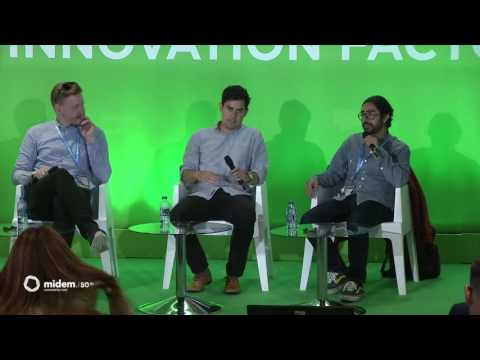 New Investors in the music business - Midem 2016