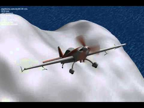 physics in aircrafts Aerodynamics, branch of physics that deals with the motion of air and other gaseous fluids and with the forces acting on bodies passing through such a fluidaerodynamics seeks, in particular, to explain the principles governing the flight of aircraft, rockets, and missiles.
