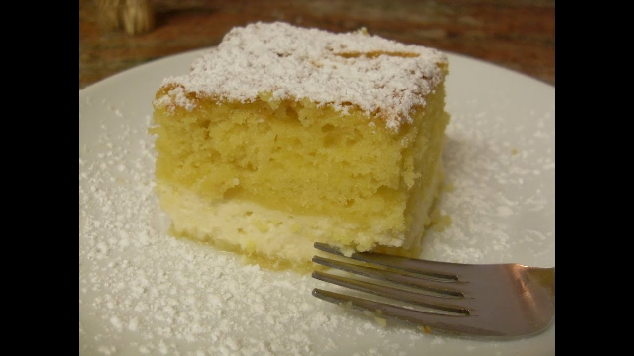 Ricotta Cake Mix
